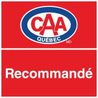 Logo CAA recommandé