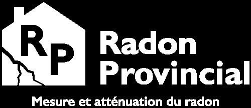 Logo Radon Provincial | Spécialistes en contrôle du radon dans tout l'est du Québec