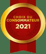 Choix du consommateur 2021